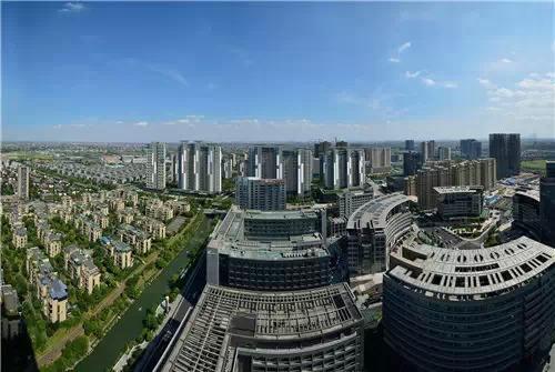 杭州余杭34个重大项目集中签约