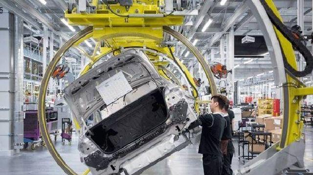 華晨寶馬新大東工廠建成投產
