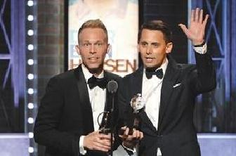《致埃文·汉森》成托尼奖最大赢家 获六项大奖