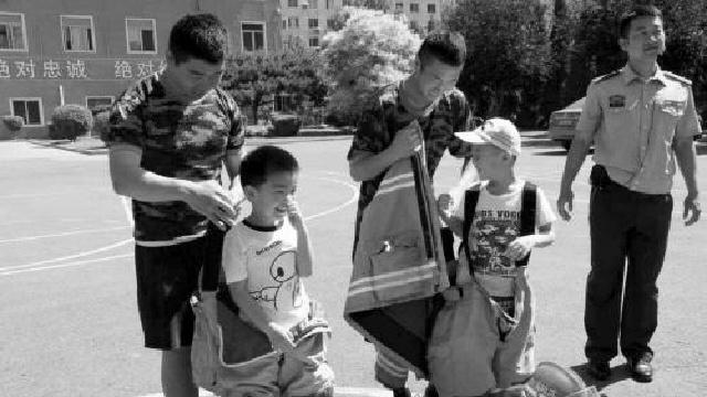 小小消防員