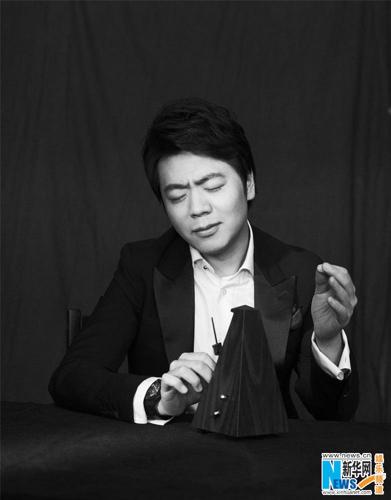 郎朗:徜徉在音乐里的钢琴大师