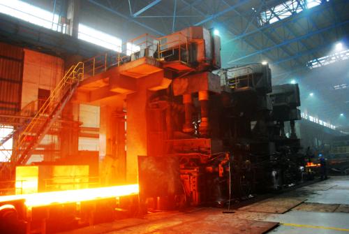 河钢石钢轧钢厂大棒线高端高效产品比例达80%