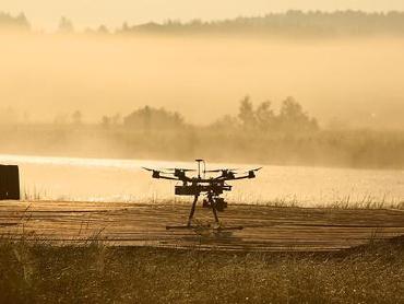 大疆飞行器S800EVO拍摄图赏_新华网无人机