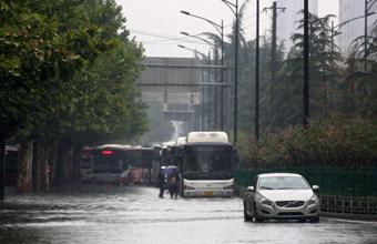 陕西省气象局提升重大气象灾害(暴雨)Ⅳ级为Ⅲ级应急响应命令