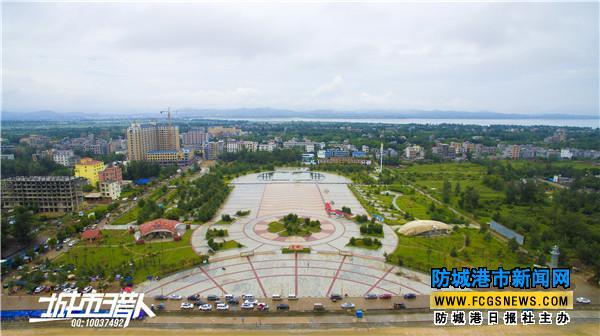 《鸟瞰防城港》第七集:走进京岛民俗风情旅游区