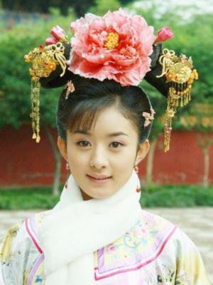 郑爽赵丽颖 揭古装扮相最漂亮的女星