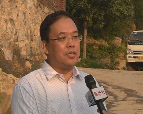 """河南林州:洪灾中的战斗堡垒——""""孤岛""""不孤"""