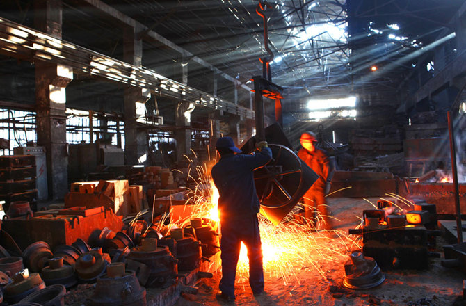 中国钢铁并不是傻大黑粗没有效率的行业