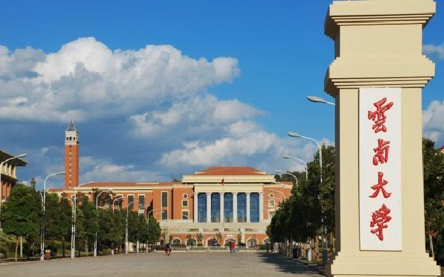 缅甸驻华大使一行参观访问云南大学
