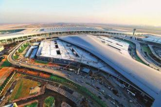 郑州机场仅用五个多月 旅客吞吐量破千万人次