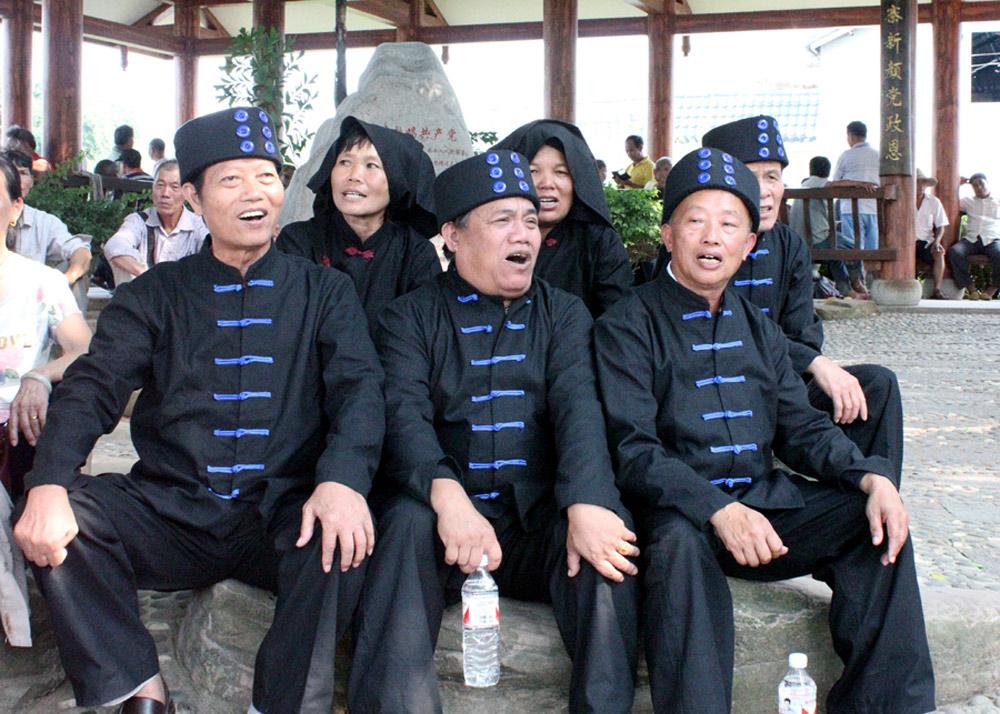 """坛板坡举行文艺推介会、那蒙坡获""""特色文艺之乡""""称号"""