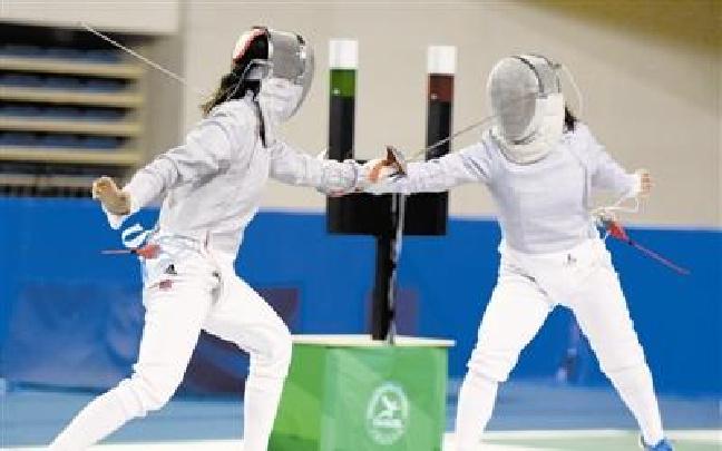 2016年全国击剑锦标赛结束 天津队获两枚团体银牌