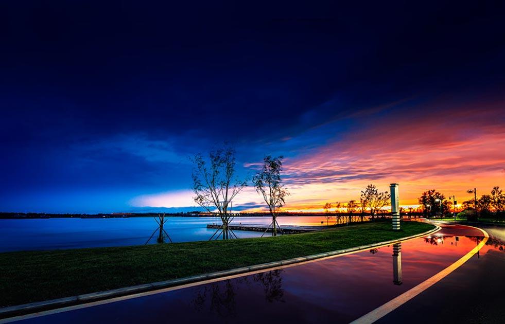 铜陵滨江公园