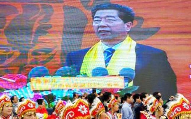 2016中国·商丘国际华商节开幕 陈润儿出席