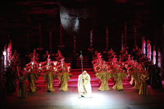 《大汉苏武》致力成为中国歌剧史上的恒星