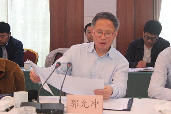 国务院安委会第四巡查组巡查淮南