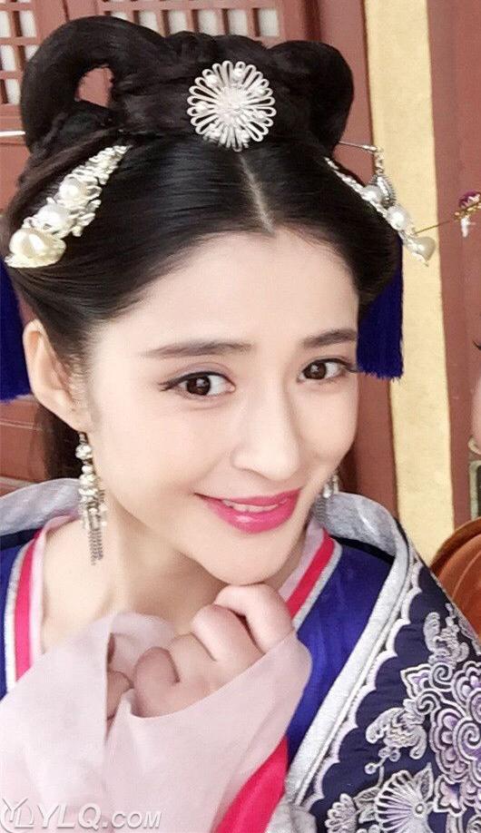 《锦绣未央》李长乐眼太大 网友:不像古代女图片