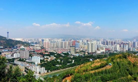 【新时空】绿色西宁:用蓝天碧水铺就城市底色