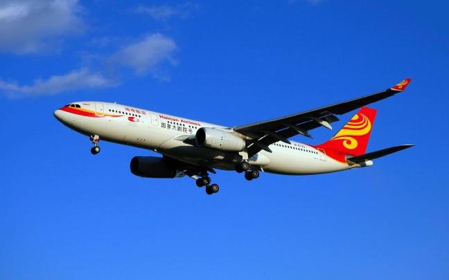 海南航空开通深圳直飞越南岘港航线