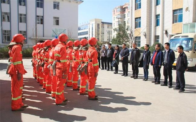 云南:科学防控 全力做好今冬明春森林防火工作
