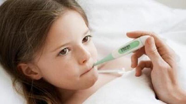 儿童感冒爆发期提前到来