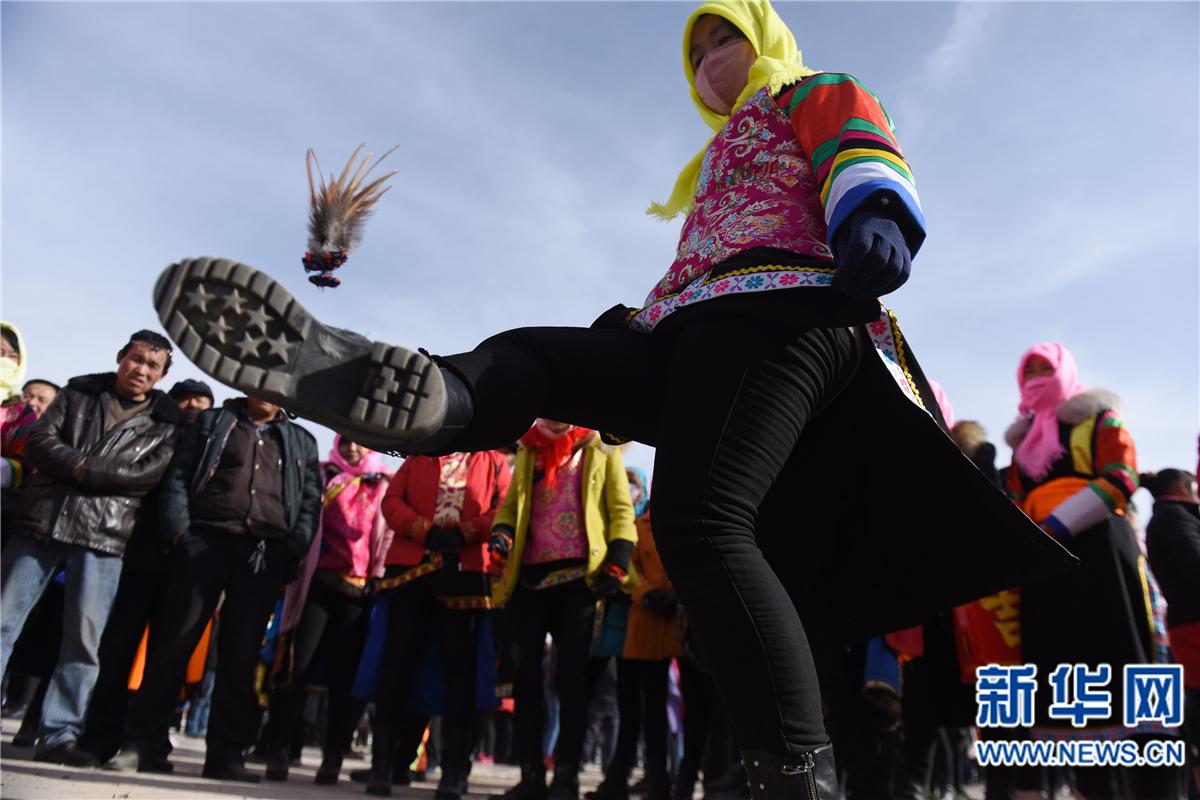 全民健身——高原乡村运动会