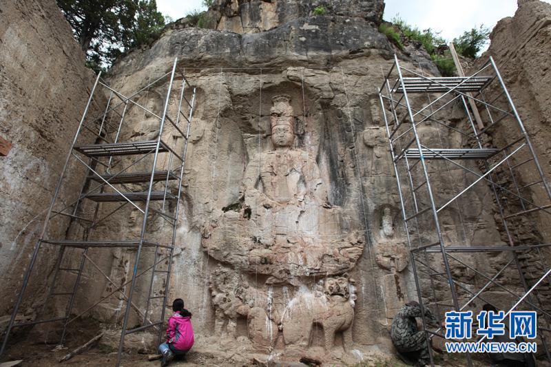 西藏芒康确认8处吐蕃时期石刻