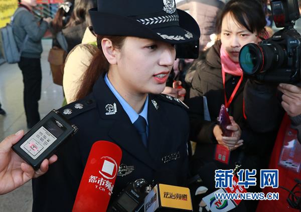 郑州铁警打响 猎鹰  利剑  天网 三大战役保春运