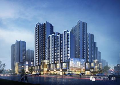 山西千渡地产以7.33亿元摘得太原市杏花岭区长江村城改地块