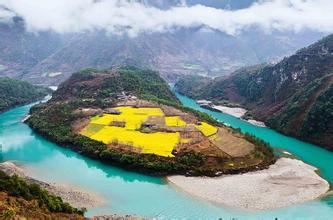 怒江成为云南最佳旅游目的地