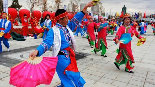 沈城安排200多场文化活动丰富百姓节日生活