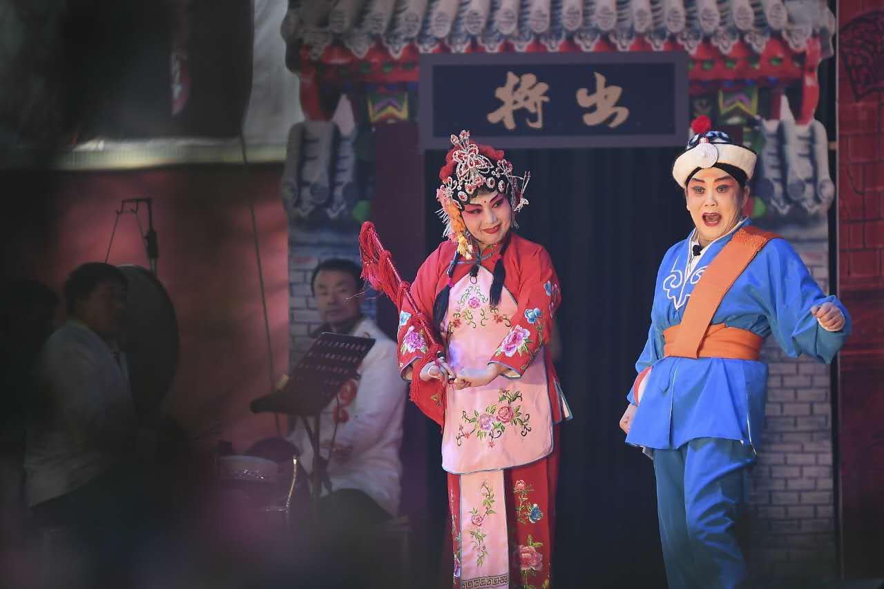 山西省第二届祁太秧歌大赛落幕