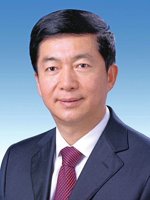骆惠宁当选为山西省人大常委会主任(附简历)