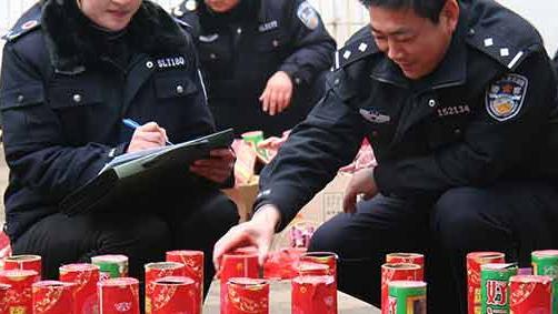 辽宁抽查烟花爆竹21批次产品不合格 主要问题是标志和引燃装置不合格