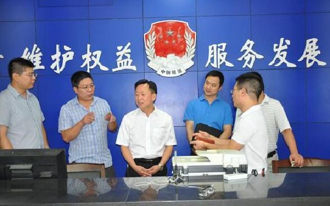 浙江将建统一的司法行政云平台 增强工作预见性