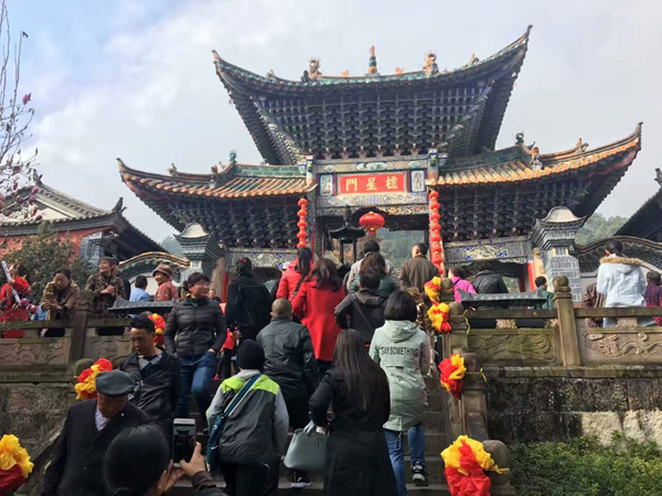 春节黄金周前五天 普洱旅游市场秩序良好