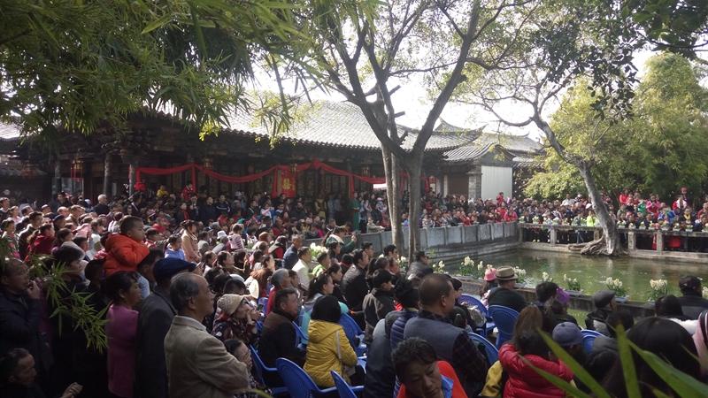 春节黄金周云南建水接待游客61.42万人次