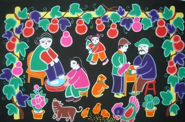 青海:非物质文化遗产点亮元宵节