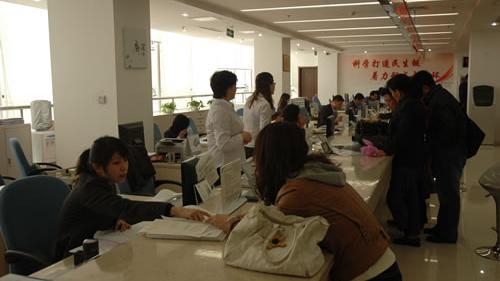 沈阳行政审批时限压缩至国家规定40%以内