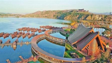 环滇池生态文化旅游带建设提速