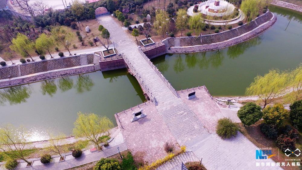 【航拍】春到小商桥