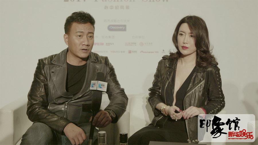 胡军谈跨界:我真的很想打造中国男人自己的品牌