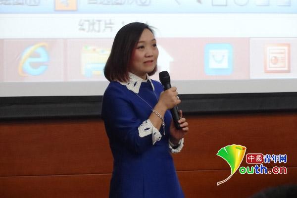 """""""赢在中国""""总冠军鼓励创业青年:起点高更要学会坚持"""
