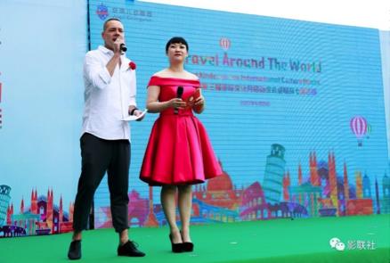 国际文化月正式启动,看慈溪市安琪儿幼稚园如何带你一天穿越七个国度!