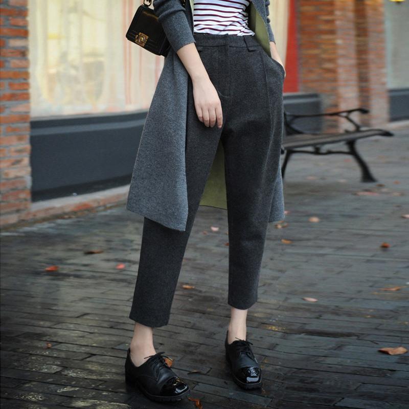 时髦咖别买错 今年流行束脚裤不是阔腿裤