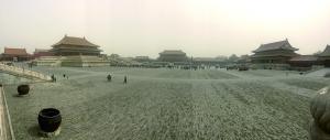 北京市环保监测中心:今日下午沙尘污染基本结束