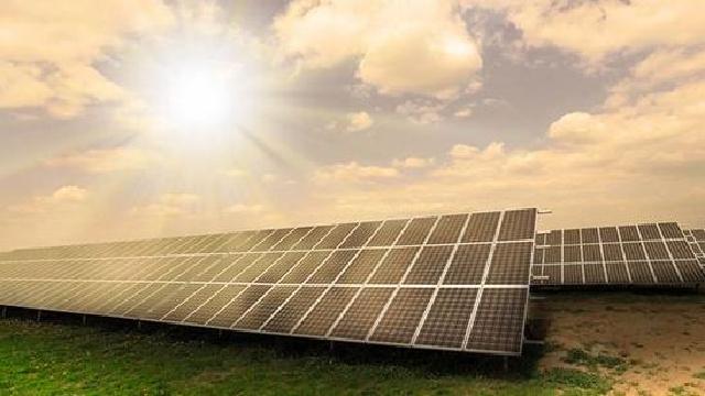 朝陽凌源7個鄉鎮有了光伏發電項目