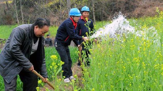 义县投入1524万元全力抗旱