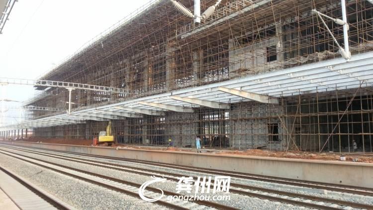 用图片记录南宁 广州 南广 高速铁路的建设