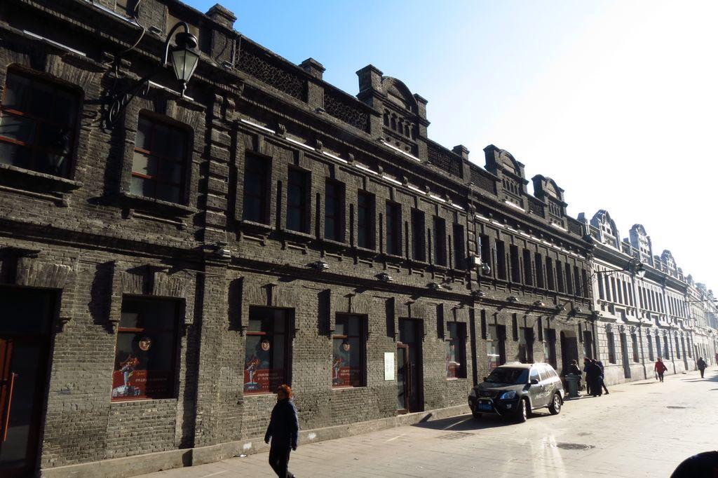 哈尔滨巴洛克风情街